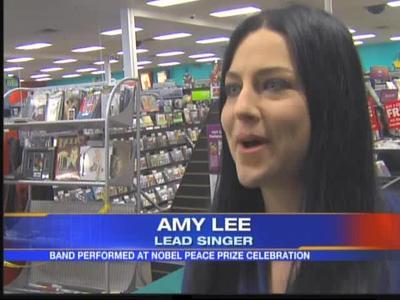 Singer Amy Lee returns to Arkansas_-1079801171965689443