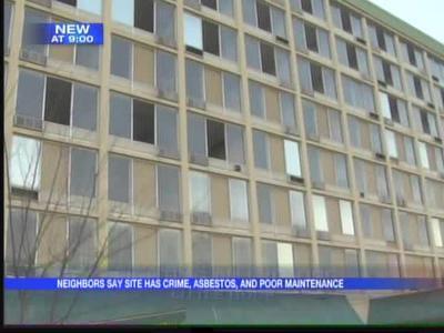Asbestos Building in Little Rock_5871801066008563274