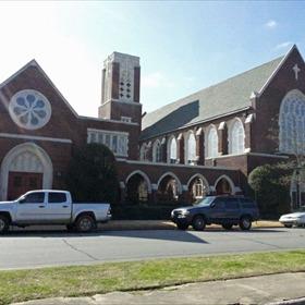 Pulaski Heights United Methodist Church_-3852888683786647554