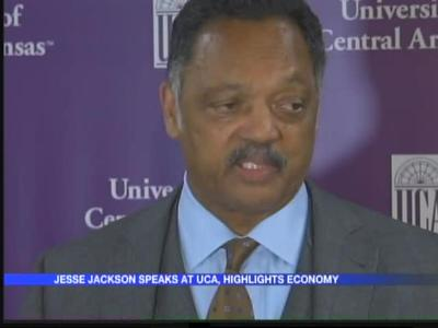 Jesse Jackson speaks at UCA_6239209470719511355