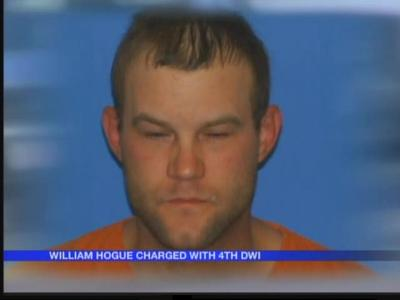 Man charged with fourth DWI_2622144015888040399