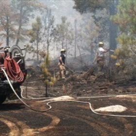 Crews respond to Brittney Point fire_-6338221357802894591