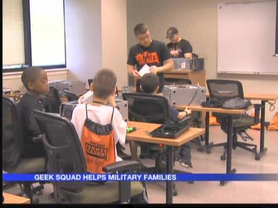 Geek Squad teaches at LRAFB_-1580195786199642835