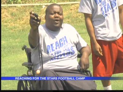 Football camp director overcomes challenges_6976610656249923699