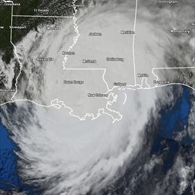 Tropical Storm Isaac over LA_452330053108845470