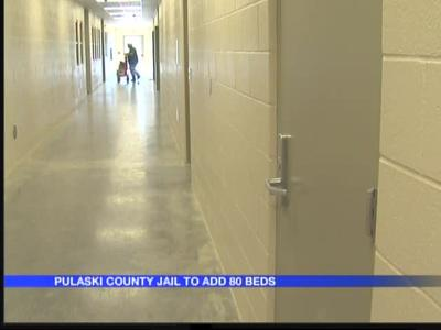 Pulaski County to open new jail beds_-4664681888612400025