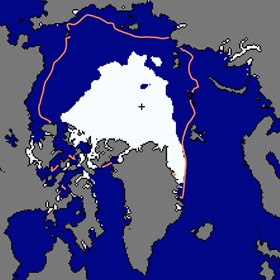 Arctic Ice Extent _1068737892288907492