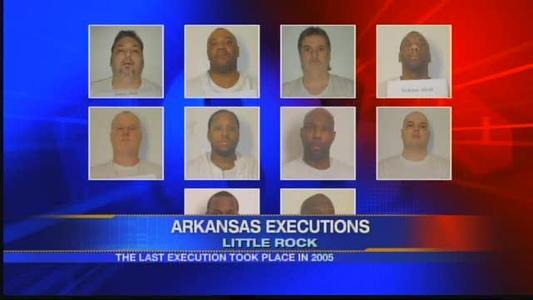 Arkansas executions_4174780428972347248