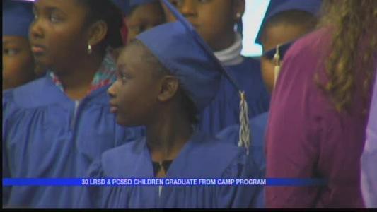 30 Children Graduate from Camp_-1048502852398658351