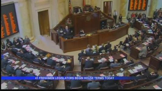 Freshman legislators must get up to speed quickly_-5112707906052144546