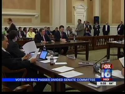 Lawmakers Discuss Voter ID Bill_8352005830506663077