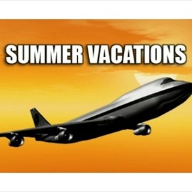 Summer Vacations (Airplane Travel)_417024173139446279