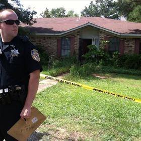 Madden Road shooting scene in Jacksonville_2655498249236463894