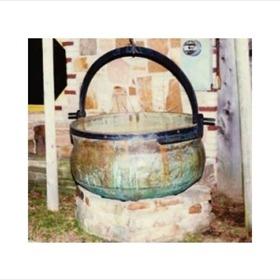 Kopper Kettle's Giant Antique Kettle_3076374474966124357