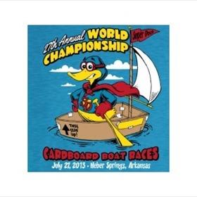 Cardboard Boat Races Heber Springs_4836150164530546289