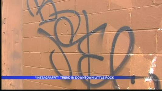 LRPD Trying to Crack Down On Graffiti_5313576307326471254