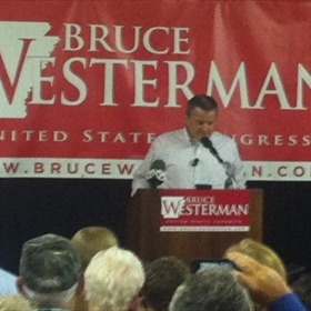 Bruce Westerman Announces Campaign_-3228558680588728660