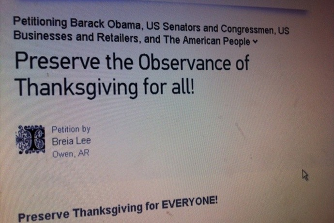 thanksgiving petition_-593016237935933021