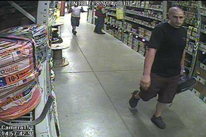 Lonoke County Credit Card Theft Suspect _-3759927169569176943