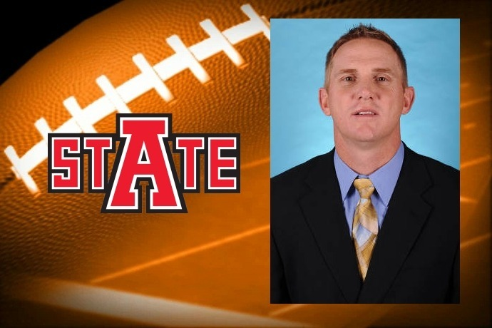 Blake Anderson New A-State Head Football Coach_-8493575662851373524