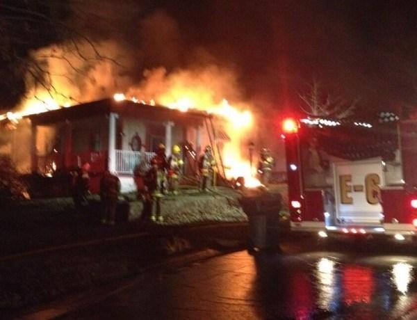 Little Rock house fire at 19th & Cross_3346827015148161236