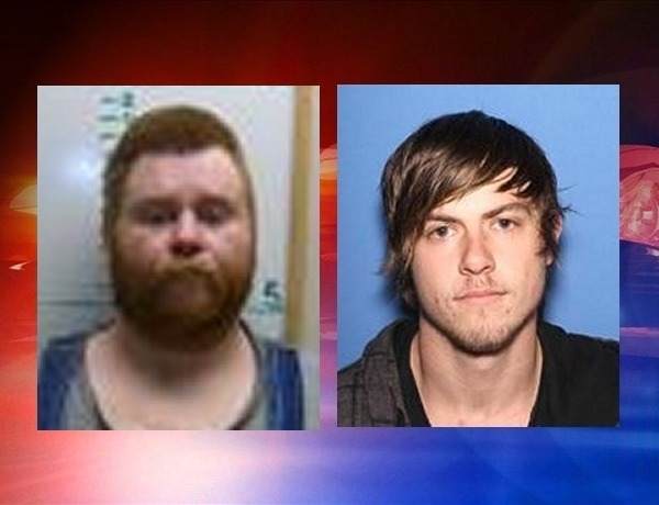 Michael Dickson and Wesley Harris Mugshots_-5931740769235090902
