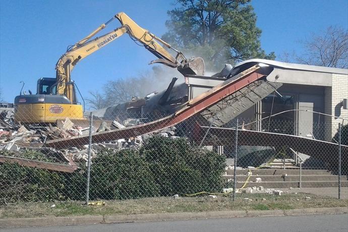 Markham Building Demo_-1668689461982444565