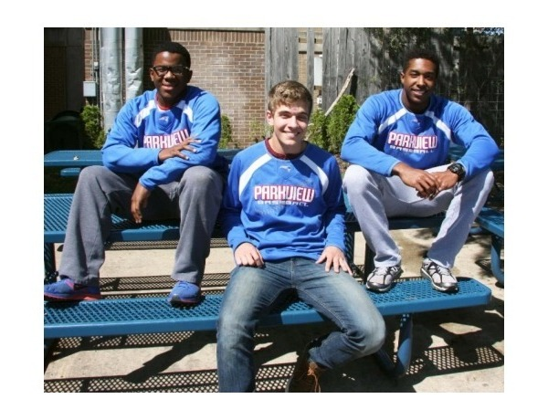 Derrick Flowers, Cole Jenkins, Evan Johnson of Parkview High_-5328178806581476161