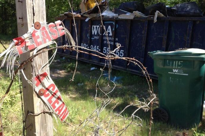 West Pulaski Tornado Trash_-5673360197577064089