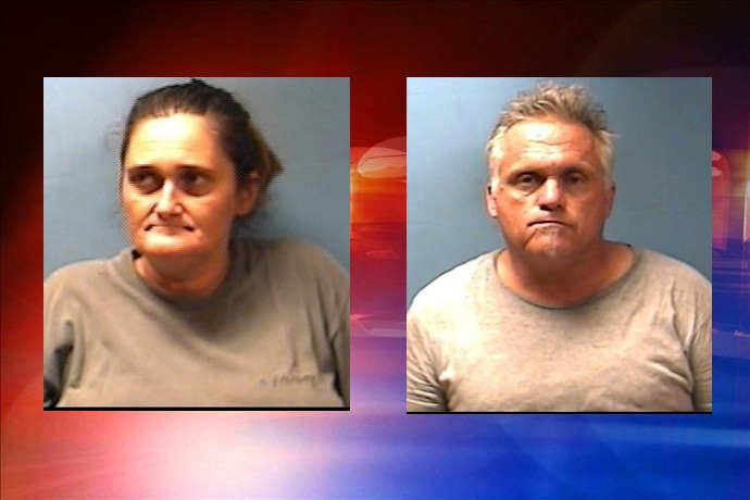 Clarence Bowker, 47, and Anna Doyle, 42 both of Black Rock _-8835473962560172049