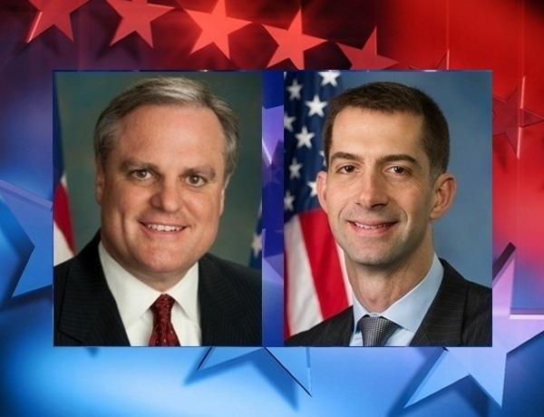 Mark Pryor and Tom Cotton campaign_9195237188935696815