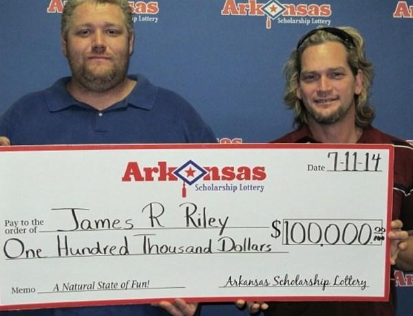 James Riley lottery winner_-3448704334821242442