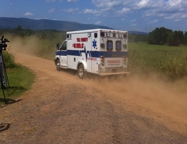 Ambulance in Yell County_7643574049040450631