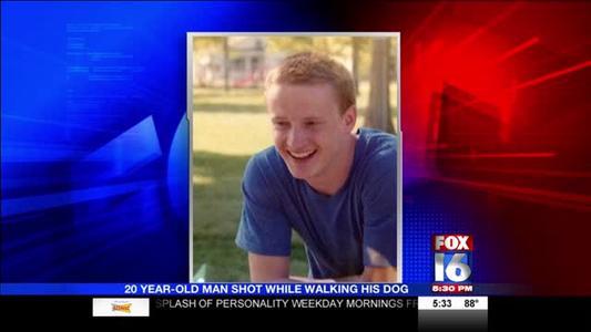 Stuttgart Man Shot While Walking His Dog_8637515808833424164