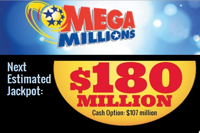 Mega Millions $180M Jackpot_-2190015977490854423