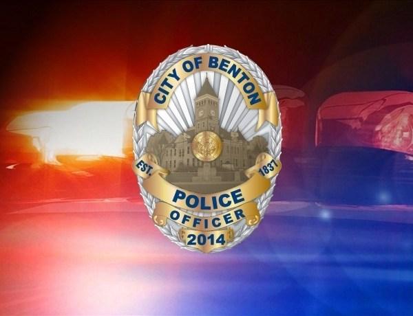 Benton Police Badge New 2014_-7612571959782391653