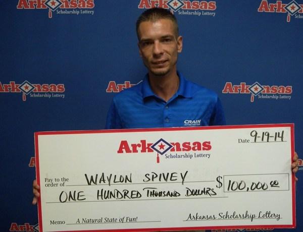Waylon Spivey Lottery Winner_-423491869541314768