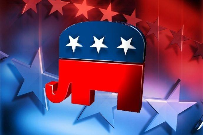 GOP, Republican Logo _6710141774316130247