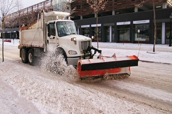 Arkansas State Highway & Transportation Department Truck_-7474550534932248508