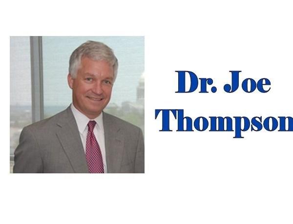 Dr. Joe Thompson, Arkansas Surgeon General_-5537893116064676725