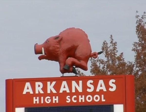 Arkansas High School _2119949810921588597