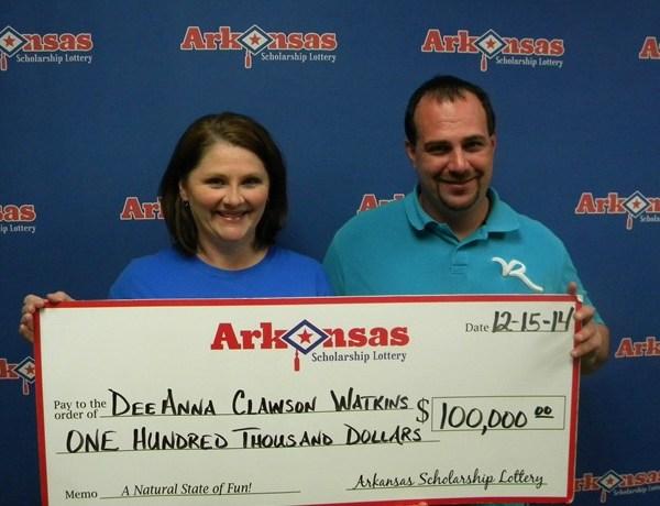 DeeAnna Clawson Watkins lottery winner_-2967443497779445087