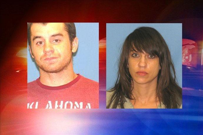 Tricia Huie, 38, of Bryant, and Corey Vadnais, 25, of Benton_6011991029656864463