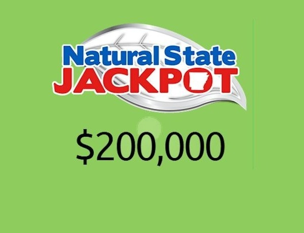 Natural State Jackpot $200,000_-7572891212840680725
