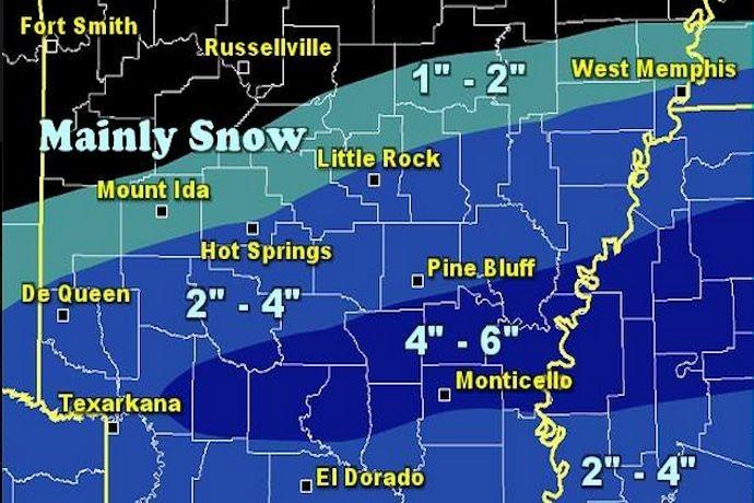 Expected snowfall on Feb. 25_-1510696104974663612