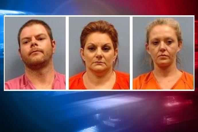 Left to right_ Bennie Earl Davis, Michele Garrison and Jocelyn Brooke Hope._2839660073075032852