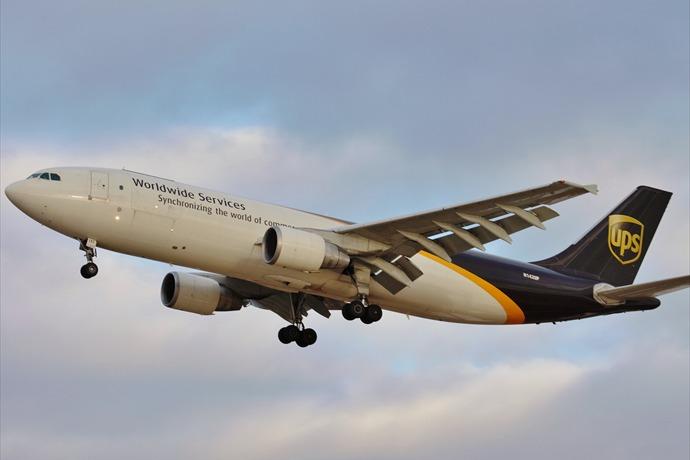 United Parcel Service Plane_-7562927522826925357