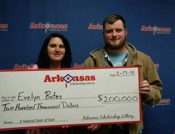 Evelyn Bates lottery winner_-6775735412871051756