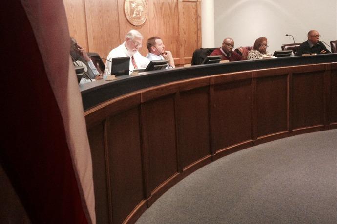 Jacksonville North Pulaski School Board_2982393252687989708
