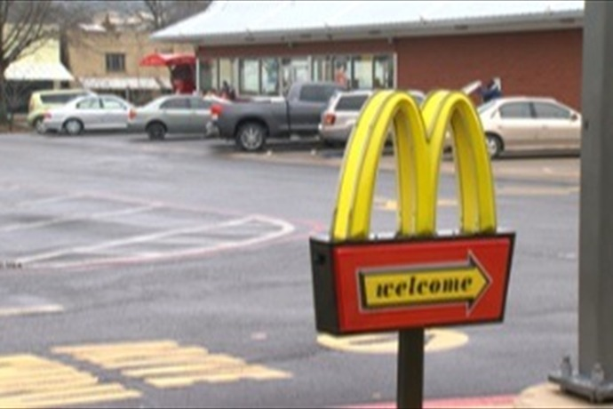 Hot Springs McDonald's_7355471188817298065